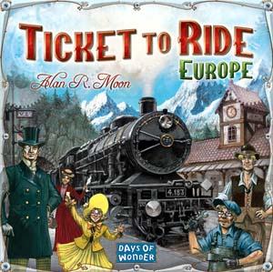 Ticket to Ride virselis
